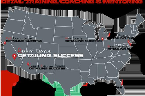 Detailing Success Map