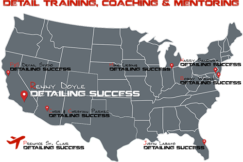 Detailing Success Map